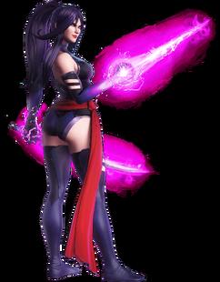 MUA3 Psylocke