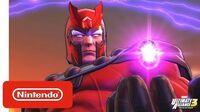 MARVEL ULTIMATE ALLIANCE 3 The Black Order - X-Men Trailer - Nintendo Switch