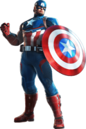Hero captain-america
