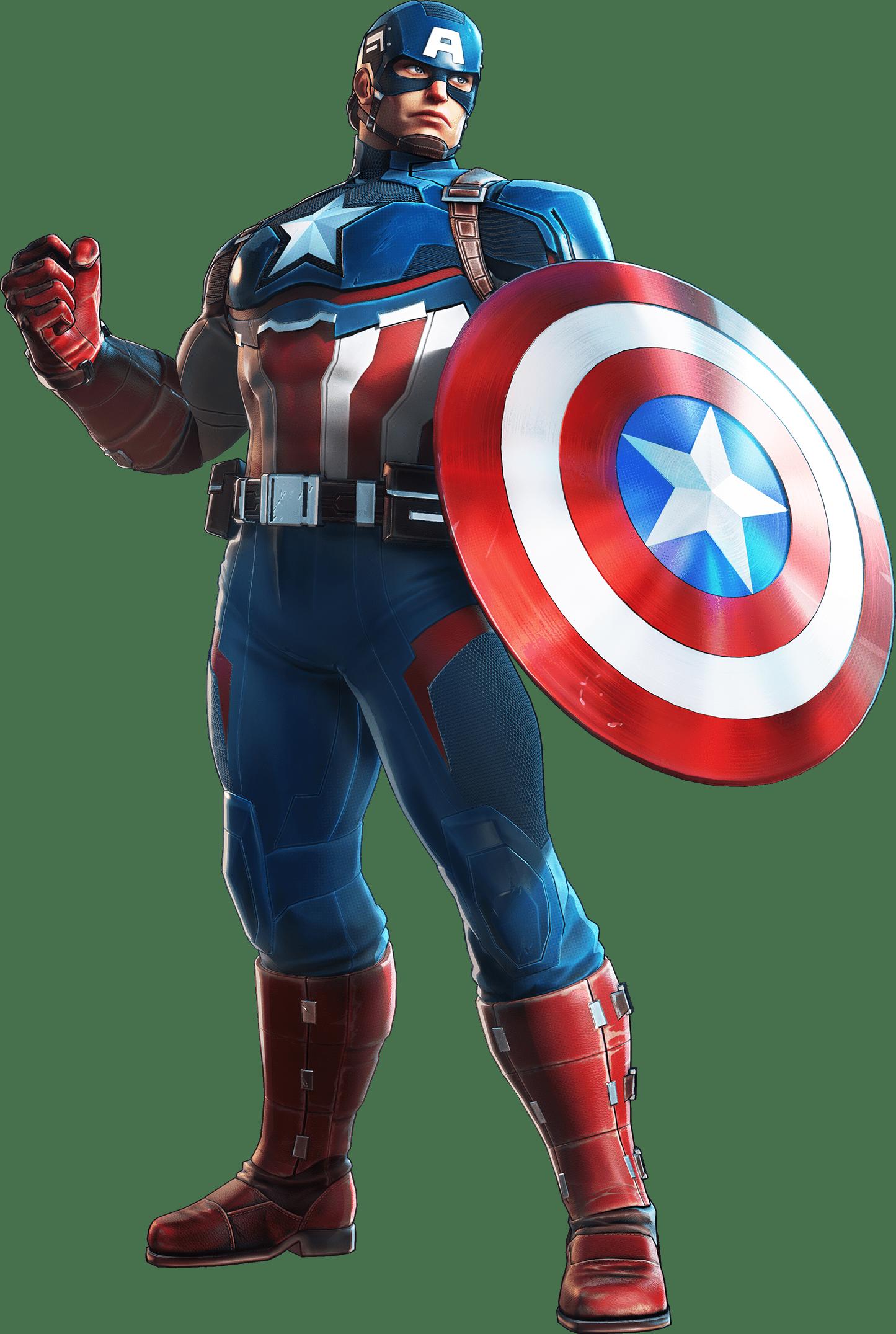 Captain America | Marvel: Ultimate Alliance Wiki | FANDOM