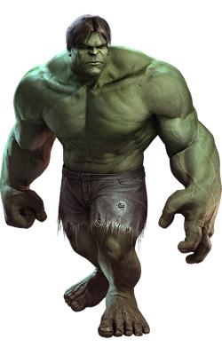MUA2 Hulk