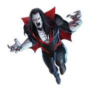 Michael Morbius (The Living Vampire)
