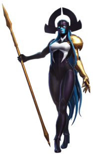 Marvel ultimate alliance 3 proxima midnight by steeven7620 ddast1a