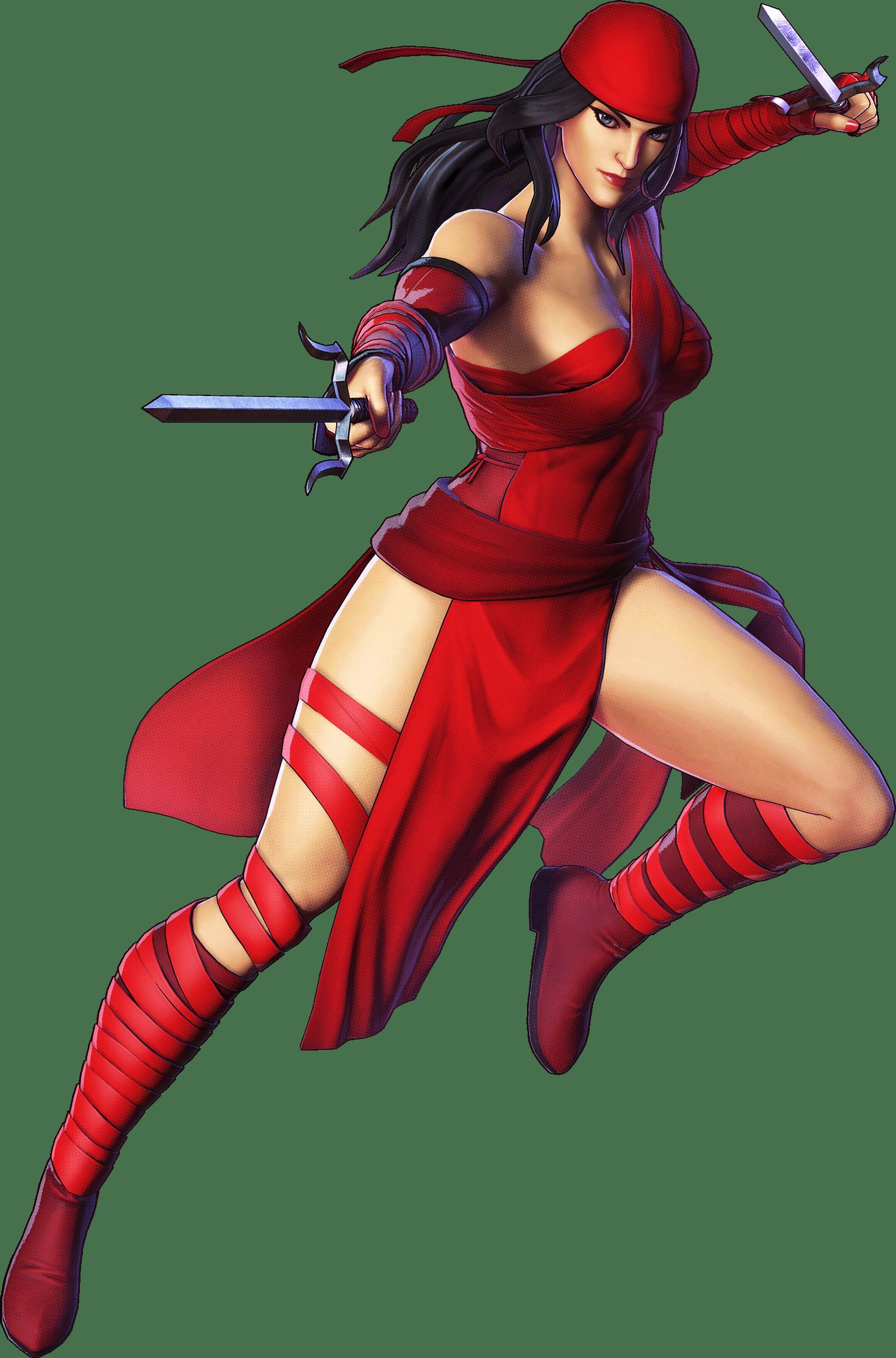 Elektra Super Hero