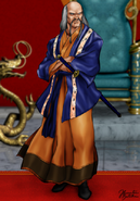 Old Shang draw