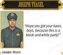 Joseph Teasel