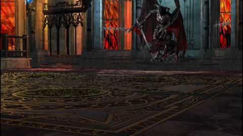 Tekken 5 - Cathedral (Devil Jin's stage)