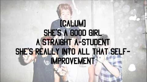 5SOS - Good Girls (Beatrice's theme with lyrics)