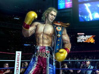 Steve in WWE