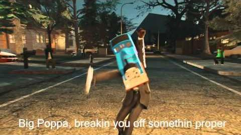 Thomas the Dank Engine - Lyrics - Chug Life - SFM