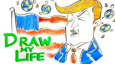 DRAW MY LIFE - Donald Trump (Musical)