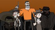 Animated Dutch's Gang