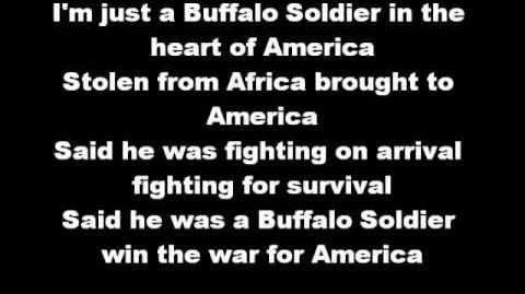 Bob Marley - Buffalo Soldier (Buffalo's theme song)