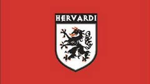 Hervardi - Hej Slovenci (Billy Cougar's new theme song)