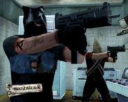 Bloodhunts Johnny and KKK