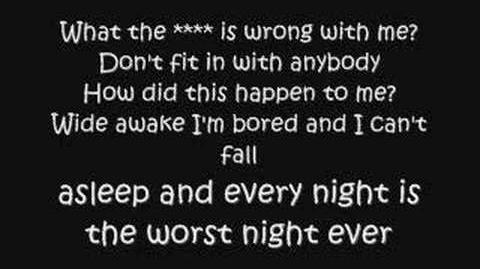 Simple Plan - I'm Just A Kid Lyrics (Peter Kowalski's theme song)