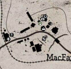 MacFarlane's map