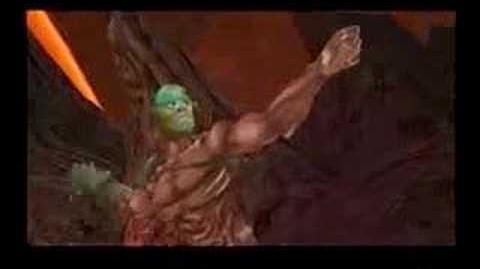 Mortal Kombat Armageddon - Story mode trailer
