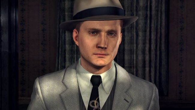 Image result for detective cole la noire