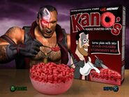 Kano's cereal