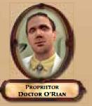 Doctor O'Rian