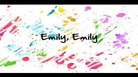 MIKA - Emily (lyrics) (Emily Tremblay's theme song)