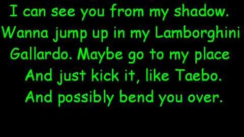 Akon smack that lyrics