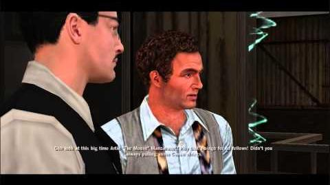 The Godfather Game - Sonny's War (Cuneo-Corleone War) cutscenes