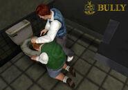 Bif bullying Algie yeah!