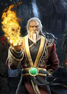 Old Shang Tsung