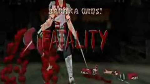 Mortal Kombat 7 - All Fatalities (With bonus characters)