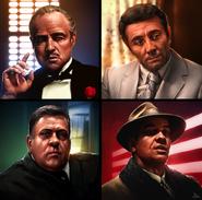 Vito, Fontana, Luca, Sollozzo