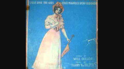 American Quartet - I Want a Girl (December, 1911) (Frankie Gluskin's theme song)