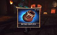 Bo' Rai Cho's jug