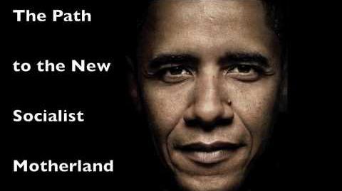 The USSR Anthem Obamanised