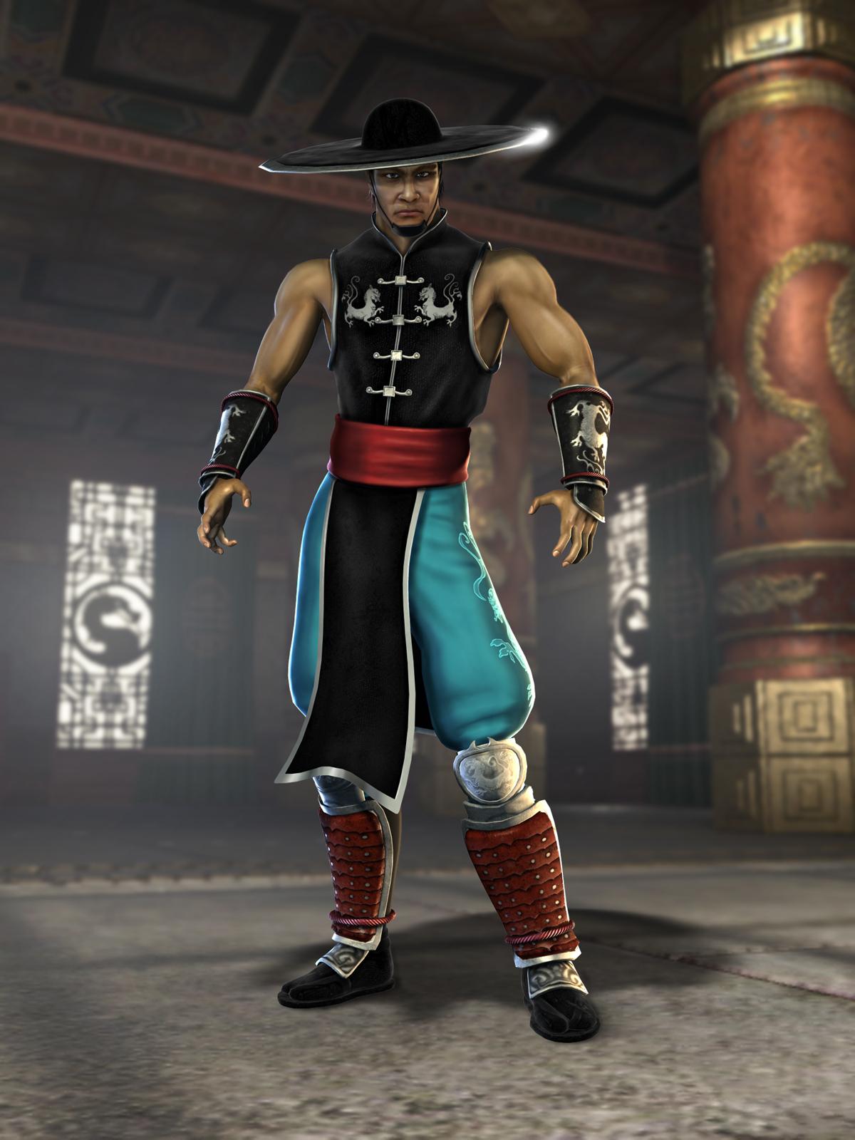 Normal die jax kung lao liu kang shang tsung sindel sub zero mortal kombat