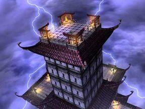 Sky Temple MKA
