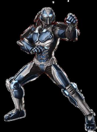 Robot Sub Zero Made Up Characters Wiki Fandom