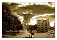 Virginia City explosion
