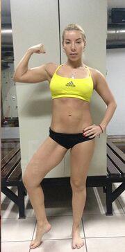Wiona Lopez gym