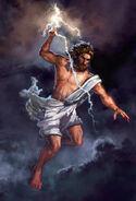 Zeus with electric