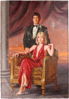 Elvira and Tony portrait