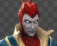 Shinnok face