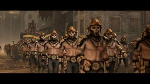 Kotal's army