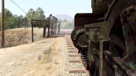 Allende's train