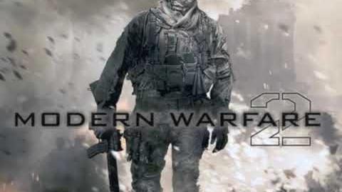 CoD Modern Warfare 2 Soundtrack - Boat Ride
