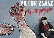Victor Zsasz killed Bieber
