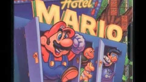 Hotel Mario Credits music (Mario's theme)