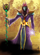 Shinnok art
