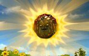 Kotal Kahn Sun God